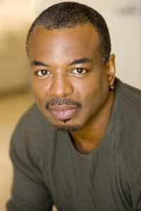 Photo of LeVar Burton, #heweb16 Wednesday keynote speaker